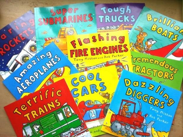 Amazing books about Amazing Machines