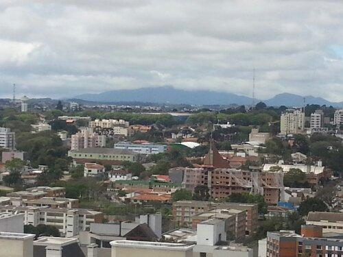 Serra do Mar, Curitiba