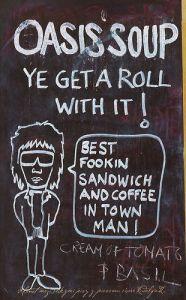 Oasis soup
