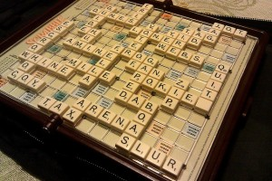 Language play - Scrabble