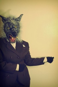 Who's afraid of the Big Mod Wolf? by Ginny (CC-BY-SA- 2.0)