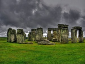 Stonehenge, Myths, Bilingual children