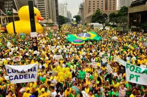 Corruption, protests, Brazil, car wash, scandal lavo jato