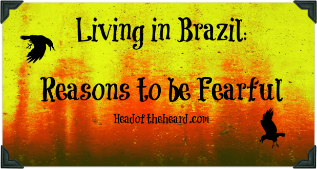 Reasons to be fearful