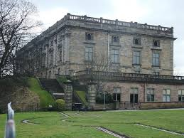 Nottingham Castle prooves castles have roofs